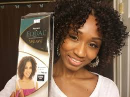weave on short afro hair these curls guuurrl freetress equal bohemian short curl weave 12