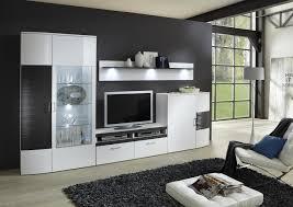 Wohnzimmerm El Modern Weiss Moderne Wohnwand Hochglanz Online Kaufen Bei Yatego
