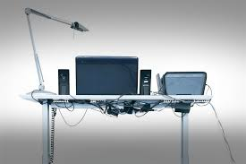 how to organize cables under desk spring cleaning for your pc tame the tangle of wires under your