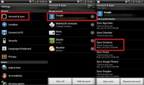 how to backup android contacts four ways to backup android contacts easily dr fone