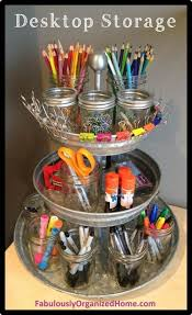 Diy Desk Organizer Ideas Hi I Really Likes Your Idea Wow Big Wow I Ll Try It Cos I