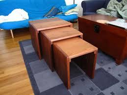 modern nesting coffee table designs