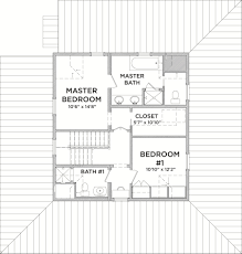 Master Bath Floor Plan by House Plan W3859 Detail From Drummondhouseplanscom Double Master
