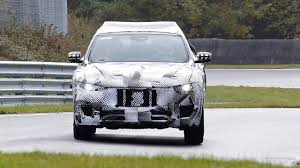 maserati suv maserati admits levante suv could make or break the company