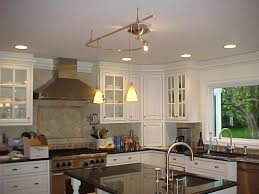 Track Lighting For Kitchens Monorail Lighting Kitchen Island Advice For Your Home With