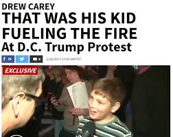 Drew Carey Meme - drew carey s son was the one that started the fire the donald