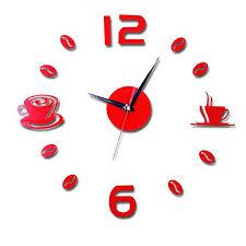 pendule originale pour cuisine horloge pour cuisine horloge cuisine originale horloge de cuisine