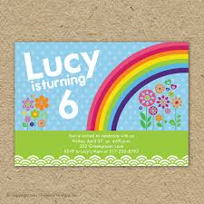 Printable Party Invitation Cards Party Invitations Latest Rainbow Party Invitations Ideas Rainbow
