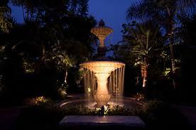 Orlando Landscape Lighting Landscape Lighting Blodgett Gardens