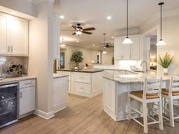 shaker white cabinets new england kitchen update