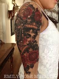 25 unique gypsy tattoo sleeve ideas on pinterest ink henna