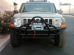 prerunner jeep wrangler front bumper getting built page 4 jeep commander forums jeep