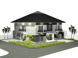house 3d design comfortable 14 on 3d house plan design modern home