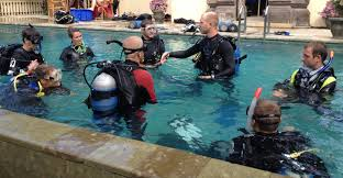 from open water diver to course director