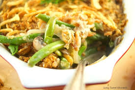 green bean casserole from scratch living sweet moments