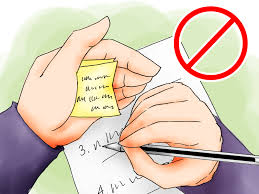 how to pass final exams with pictures wikihow