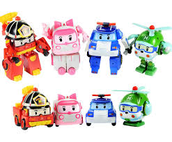 2017 deformation super robocar poli robot deformation team