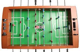 best foosball table brand reviews top rated kick foosball tables foosball revolution