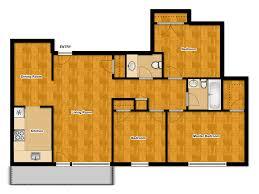 3 bedrooms apartments for rent 701 don mills road the citadel sterling karamar