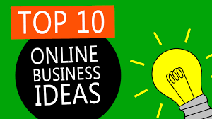 top 10 best business ideas to start a small business