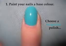 16 nail designs for short nails step by step simple nail art