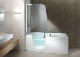 corner bathtub and shower ideas small bathtubs with shower pmcshop