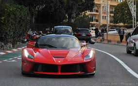 ferrari laferrari crash ferrari laferrari monaco 5 images ferrari laferrari spotted in