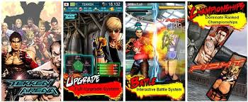 tekken apk tekken arena 1 0 18 apk best fighting for android