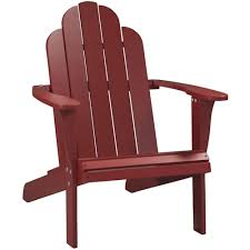 Adirondack Patio Chair Ideas Walmart Lawn Chairs For Relax Outside With A Drink In Hand