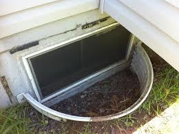 Basement Window Well Drainage by Woods Basement Systems Inc Basement Waterproofing Photo Album