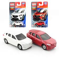 mazda small car models 2018 2017 tomy tomica miniature scale kids mazda cx 5 diecast models