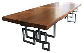 Mid Century Modern Dining Room Furniture by Contemporary Walnut Dining Tables Uk Contemporary Walnut Dining