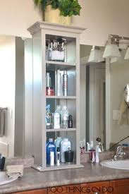 bathroom counter storage ideas store more in your bathroom with these smart storage ideas