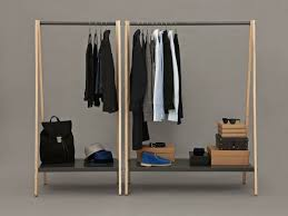 normann copenhagen toj clothes rack grey clothes racks cupboard