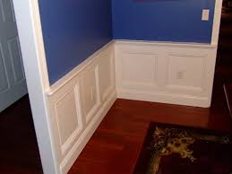 do in yourself wainscoting adds elegance to a room