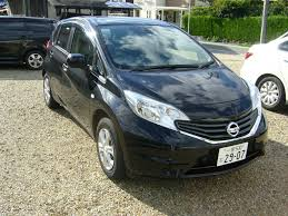 nissan note nissan note u2013 sk company u2013 used japanese car export u2013 you can