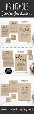 wedding invitations on a budget best 25 budget wedding invitations ideas on diy