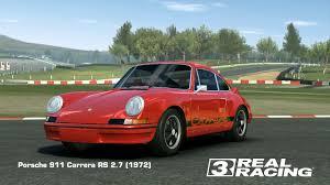 Porsche 911 Carrera - porsche 911 carrera rs 2 7 1972 real racing 3 wiki fandom
