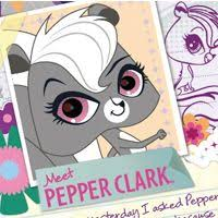 littlest pet shop web activities u2013 pepper tv show printables