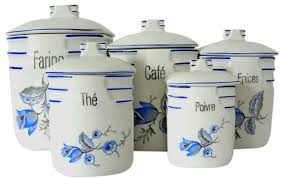 kitchen canisters ceramic sets mada privat