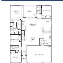 Dr Horton Home Floor Plans 17 Dr Horton Brady Floor Plan Embry Tuscany Pointe Naples Dr