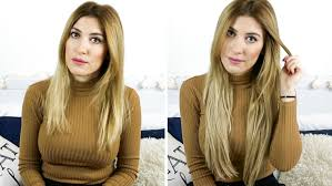 irresistible hair extensions irresistible me hair extensions review and how to clip them