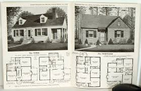 home architecture plans homes of today standardized to avoid waste 1940s house plans