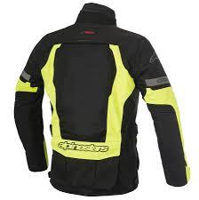 heated motorcycle jacket alpinestars 2016 santa fe drystar touring motorcycle jacket black