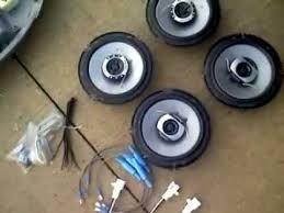 2002 hyundai elantra size removing door speakers from a 2008 hyundai elantra