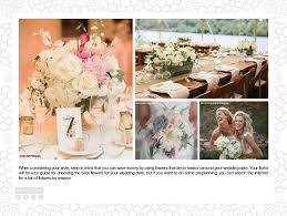 wedding flowers list wedding flowers ebook