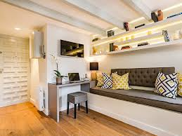charming tiny attic apartment with unique layout idesignarch