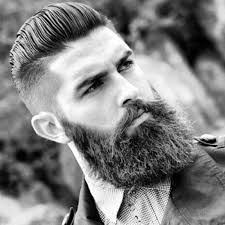 hairstyles that go with beards 51 best hairstyles for men in 2018 thick beard high fade and