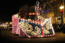 When Is The Parade Of Lights Howell Org Fantasy Of Lights