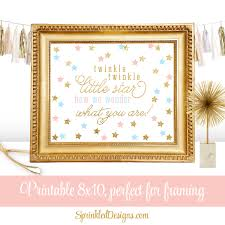 twinkle little star how we wonder what you are printable